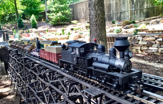 Runs Tuesdays, Saturdays and Sundays, 12 noon - 4 p.m. (April - October only.)