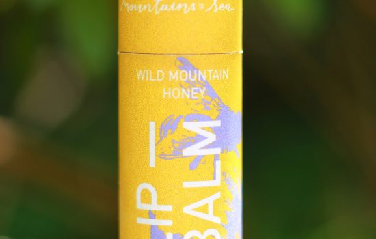 Large size lip balm in a compostable paperboard tube, this product reminds us of the interconnectedness of the garden and the wild, and the role that gardens can play in protecting precious pollinator populations.  Featuring beeswax and wildflower honey, combined with coconut, cacao and calendula-infused olive oil.